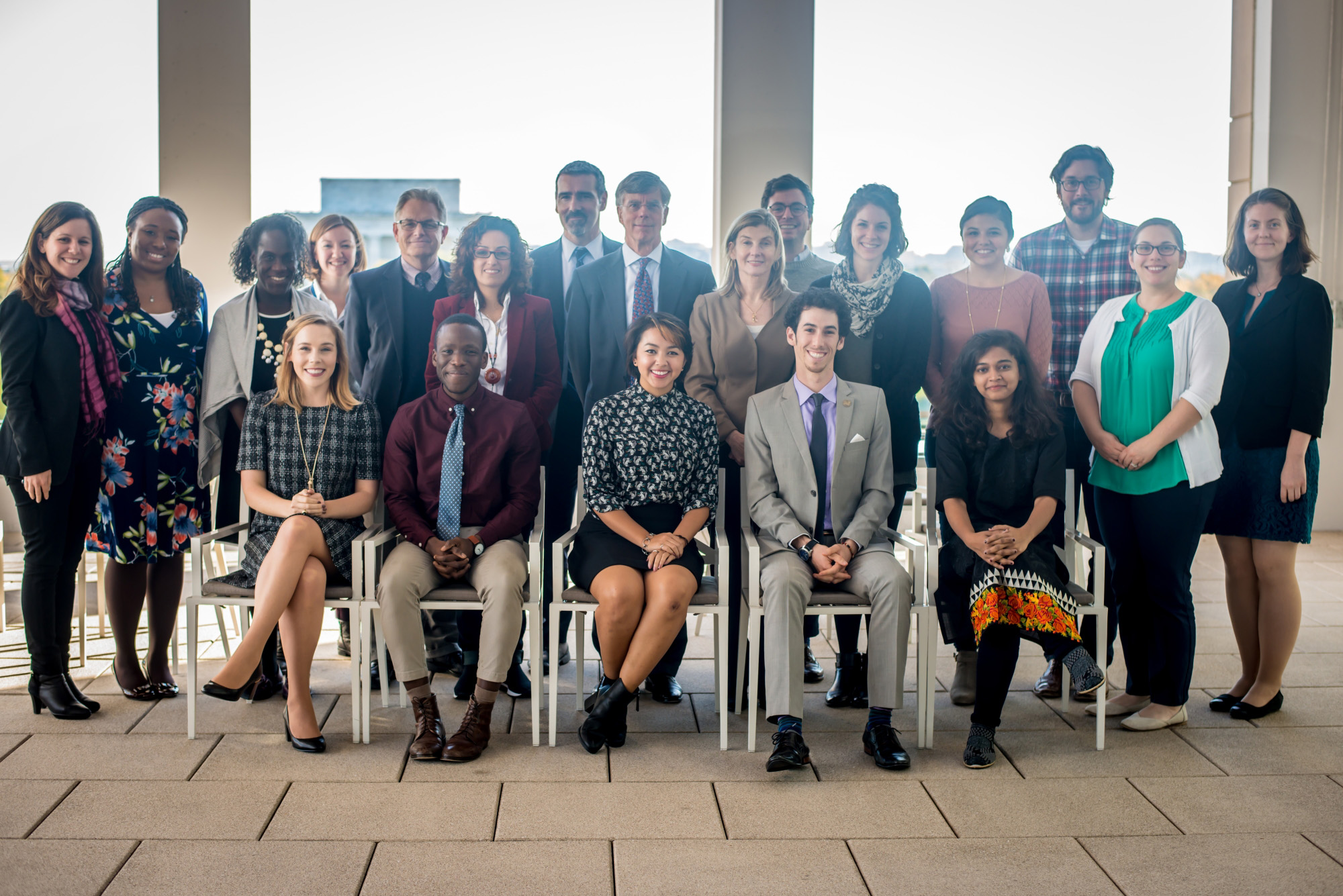 USIP Mentorship Program Participants