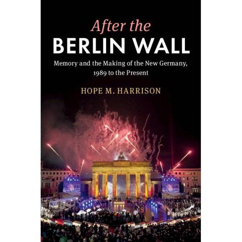 Book Cover - After the Berlin Wall