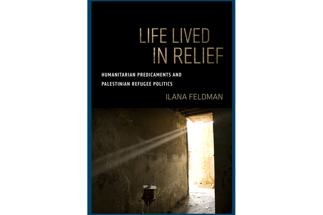 Book Cover: Life Lived in Relief