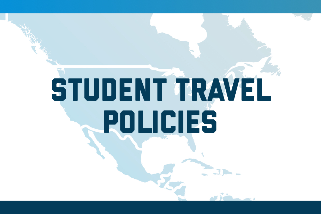 Student Travel Policies
