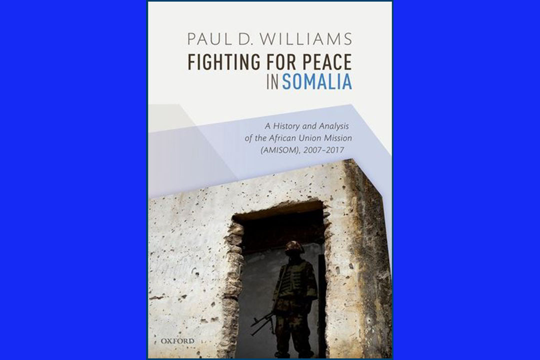 Book Cover: Fighting for Peace in Somalia